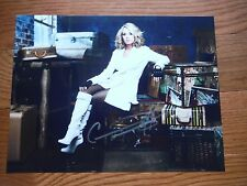 Carrie Underwood Autographed 8.5x11 Photo Hand Signed