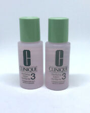Lot Of 2 Clinique Clarifying Lotion 3  Combination Oily  - 1 oz each -