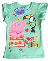 Peppa Pig Peppa Wutz Mädchen Pullover Sweatshirt rosa  92 98 104 110 116 NEU