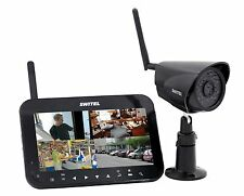 SWITEL HS1000 Wetterfeste Funkkamera mit Nachtsichtfunktion