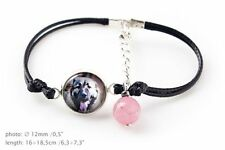 Caucasian Shepherd Dog. Armband für Hundeliebhaber. Foto-Schmuck. Handarbeit, DE