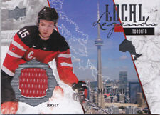 15-16 Team Canada Juniors Max Domi Jersey Local Legend 2015 Upper Deck
