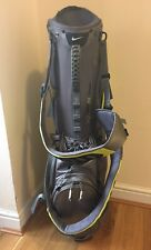 Nike Golf Air Sport Stand / Carry Bag / 8-Way Divider - Used in Fair Condition