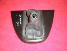 10/98-9/06 BMW E53 X5 3.0 4.4 4.8 GEAR SHIFT SELECTOR COVER w/LEATHER BOOT