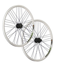 VUELTA 26inch bike wheel set Airtec1 Shimano Deore disc HB / FH-M525 white