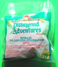 McDonalds Happy Meal Simba in The Lion King Celebration #3 NIP sealed 1994