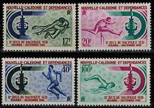 Timbre de Nouvelle Calédonie N° 332 --> 335 neufs **