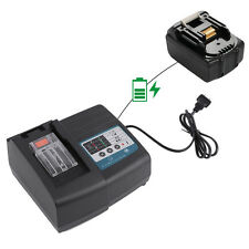 New Compact Battery Charger For Makita Fast Charging Rapid Battery Charger Us Ew