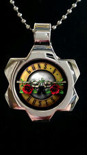 Guns N Roses Necklace birthday gift collectable christmas jewelry concert