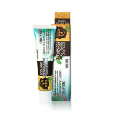 ECOLAND Dental Care Organic Green tea, Rosemary Toothpaste for dog and Cats 2.46