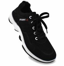 Sheila Low Cut High Quality BLACK Training Running Sneakers Rubber Shoe SIZE 37