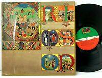 King Crimson Lizard - Atlantic Broadway Label SD 8278 LP Vinyl Record Album