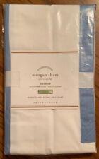 NEW Pottery Barn Morgan 400 Thread Count STANDARD Sham FRENCH BLUE