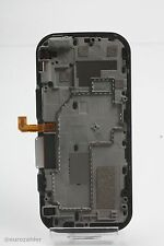 ORIGINAL NOKIA N97 mini SLIDE MODUL GRANET BRAUN TASTATUR UI BOARD FLEX COVER...