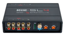 Rane SL4 Serato 4-Deck USB Interface with Control Vinyl and CDs