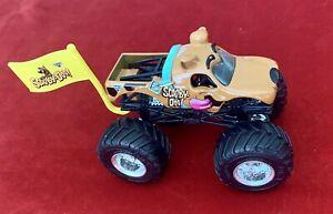 Hot Wheels Monster Jam 1:64 Diecast Truck - Scooby-Doo!