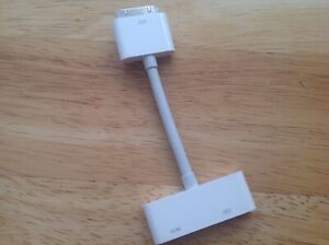 Original  Apple A1388 30-PIN to HDMI Video Audio Adapter for iPod iPhone