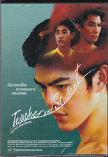 Teacher and Student Gay Thai Movie English Subtitle (DVD) + Free Postcard