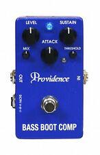 Providence BTC-1 Bass Boot Comp Compressor Guitar Effect FX Pedal - Brand New!