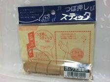 JAPAN FOOT/HANDS MASSAGE ACUPRESSURE POINTS WOODEN STICK BEAUTY&HEALTH CARE