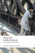 Oxford World's Classics: La Bête Humaine by Émile Zola (2009, Paperback)