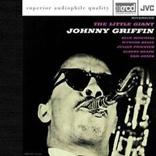 JOHNNY GRIFFIN The Little Giant JVC XRCD BRAND NEW/SEALED
