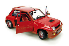 Renault 5 Turbo 1985 Red 1 18 Model 4520 Universal Hobbies