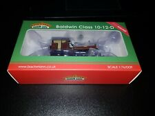 More details for oo9 bachmann 391-031ds baldwin 10-12-d tank 590 whr lined maroon (dcc-sound)