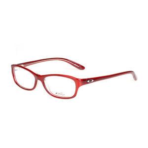 Eyeglass Frames-Oakley Entranced OX1063-0452 Crimson Tide 52mm Glasses Occhiali
