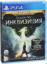 Dragon Age: Inquisition GOTY Edition (PS4, 2015) English,Russian,Deutsch,French