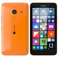 Brand New Microsoft Lumia 640 LTE 4G - 8GB - ORANGE (Unlocked)Smartphone Genuine