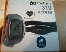 Orologio Cardiofrequenzimetro fascia geonaute on rhythm 310 access g-coded usato