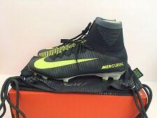 Nike Mercurial Superfly V 5 CR7 FG SZ 10 Ronaldo Seaweed Soccer Cleat 852511-376