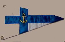 Buenos Aires Marina Regatta Boat Race Yacht Club Pennant Flag Burgee SS Ship 54
