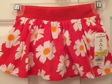 New! Jumping Beans Girls 9 Month Scooter Skirt With Matching Diaper Cover NWT