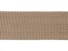Gurtband, Bänder 20mm breit, 25m lang, Dicke 1,35mm - Beige