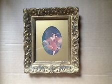 "Master Lambton Lawrence Sir Thomas Lawrence Boy Red Suit 7"" x 6"" Cameo Picture"