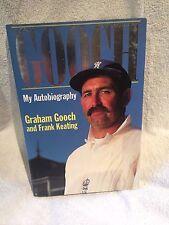 Signed First Edition Gooch by Graham Gooch Hardback - Cricket