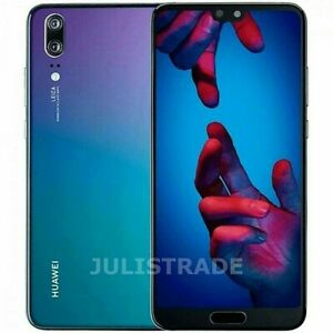 "HUAWEI P20 EML-L29 Twilight 6gb 128gb 20mp Fingerprint 5.8"" Android Smartphone"