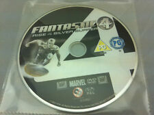 Fantastic 4 Four - The Rise Of The Silver Surfer (DVD R2) - Disc Only