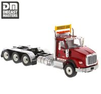 1/50 DIECAST MASTERS 71008 INTERNATIONAL HX620 DAY CAB TANDEM TRACTOR IN RED