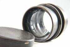 Rare! Wollensak Velostigmat 9 1/2 F/4.5 Focus Series II Lens from Japan #1494