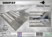 Coastal Kits 1:72 Scale Runway Display Base