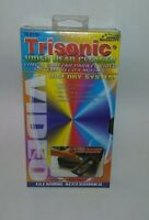 TRISONIC VIDEO VCR VHS HEAD CLEANER TS-3135 New Sealed Tape Wet Dry System