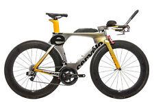 2016 Cervelo P5 Triathlon Bike 51cm Carbon SRAM Red eTap 11 Speed Profile Design