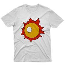 fm10 t-shirt maglietta sole pollon zeus olimpo dei uomo donna bambino cartoon