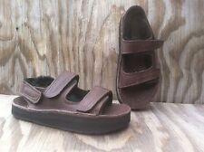 The Sandal Man Unisex Men's Size 7 Women's Size 9 Handmade Diabetic Sandals