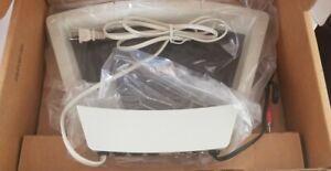 Bose Wave Radio Pedestal Platinum White New In Box w instruction