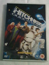 The Hitchhiker's Guide To The Galaxy 2 Disc DVD Starring Martin Freeman, Mos Def
