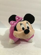 """Dream Lites Pillow Pets Disney Minnie Mouse With Color Changing Light 11"""" Pink"""
